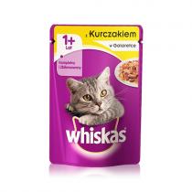 Whiskas w galaretce 100g x 12