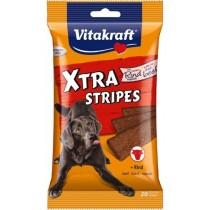 Vitakraft Pies xtra Stripes wołowina paski 200g