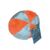 Yarro Piłka pluszowa pomarańczowo-niebieska 12cm