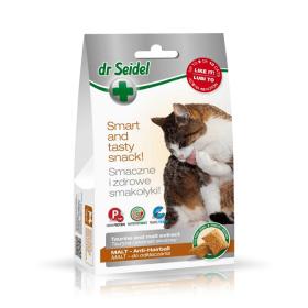Dr Seidel Smakołyki dla kotów malt odkłaczanie 50g