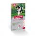 Preparaty lecznicze - Advantix krople na pchły i kleszcze 2,5 ml (10-25 kg)