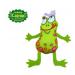 Zabawki - Petstages Pluszowa żaba z kocimiętką