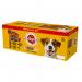 Karmy mokre dla psa - Pedigree Adult mix smaków 100g x 40