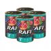Karmy mokre dla psa - Rafi Junior z borówką i żurawiną 400g x 4