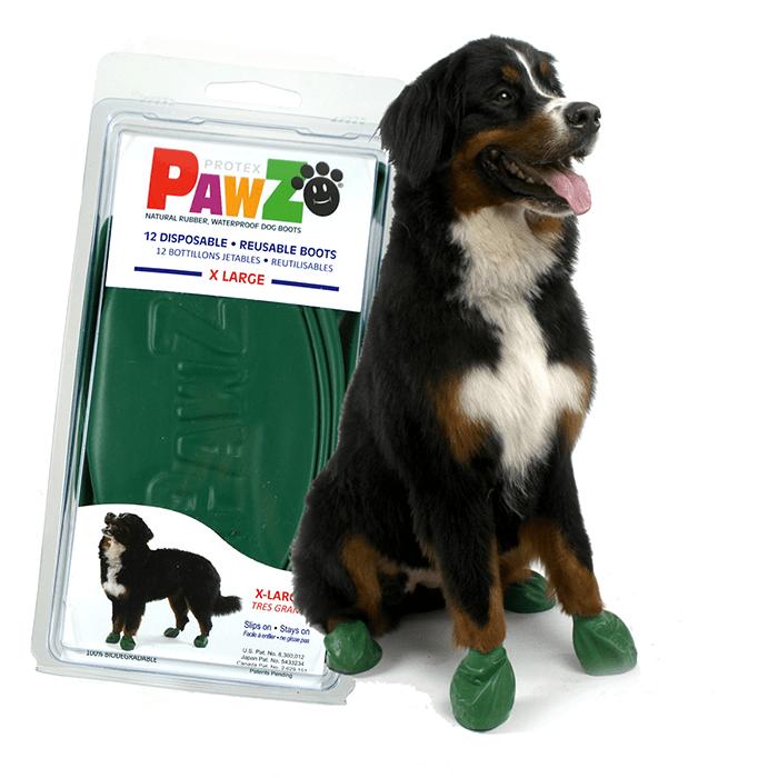 a6b3255f49413e Pawz Obuwie gumowe [rozmiar XL] 12szt. - Ubranka dla psa - 100 ...